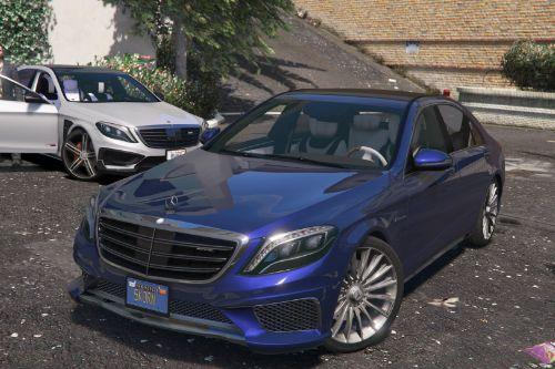 3c4f7b mercedes s65 w222 by gta5korn